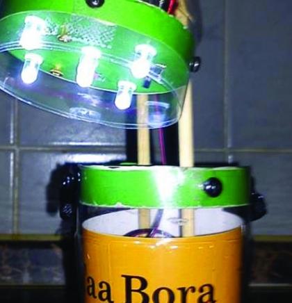 Solarne lampe od reciklirane plastične boce