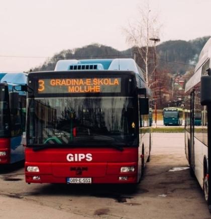 Javni prevoz u Tuzli