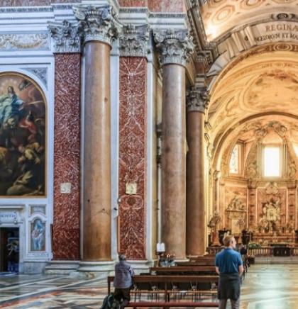 ITALIJA/RIM: Istorija iza svakog ćoška