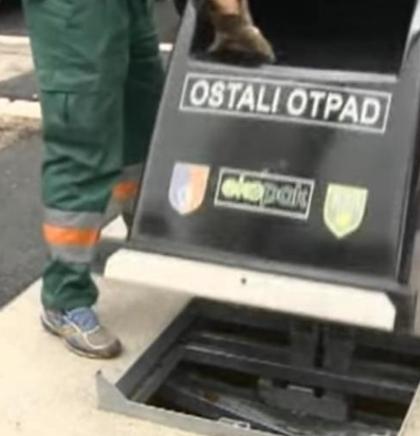 Uskoro podzemni kontejneri u Starom Gradu