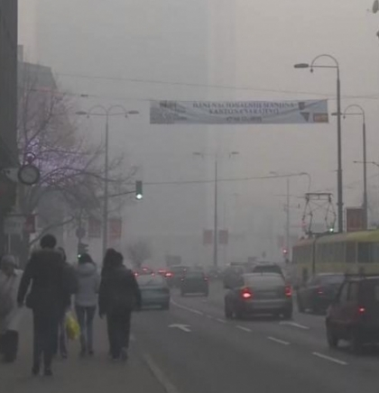KS - Variranje vrijednosti koncentracije PM10 čvrstih čestica u zraku