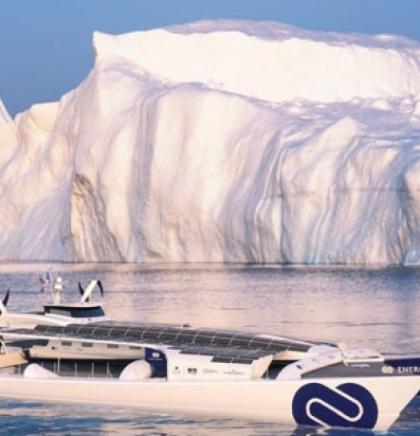 Ekološki brod se priprema za plovidbu oko svijeta