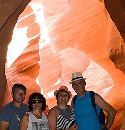 ARIZONA: Antilop Canyon