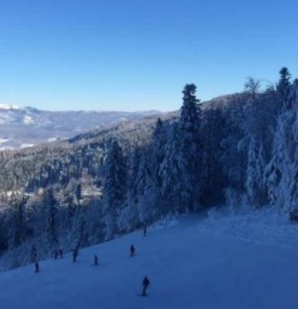 Na bh. olimpijskim planinama povoljni uvjeti za skijanje