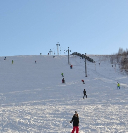 Počinje škola skijanja na Rostovu