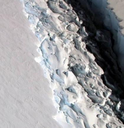 Džinovska santa leda odvojit će se od Antarktika