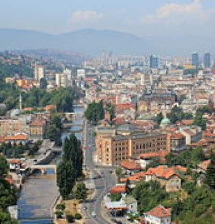 Our  trip to Sarajevo - a city of kind, loving and helpful people