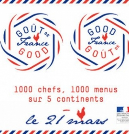 """Učestvujte u večerama """"Okus Francuske"""" (Goût de France), 21. marta 2017."""