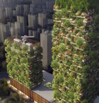 Vertikalne šume: Zgrade proizvode kiseonik