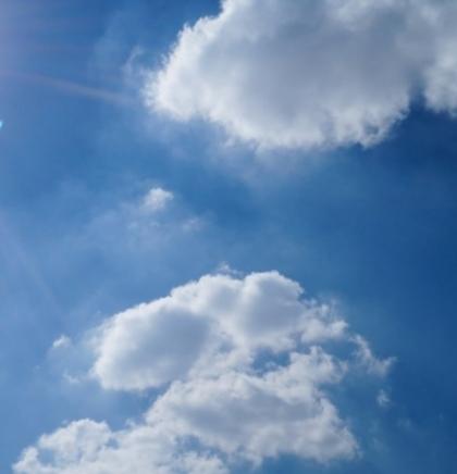 U BiH sunčano uz malu do umjerenu naoblaku