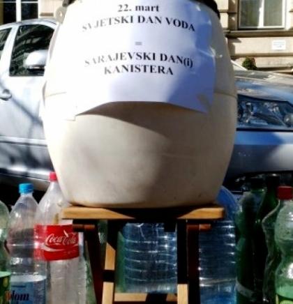 Nijedan stanovnik Kantona Sarajevo ne smije biti bez snabdijevanja vodom