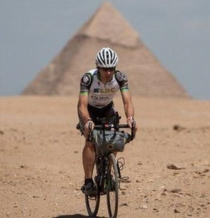 Avantura: Oko svijeta na biciklu za 80 dana
