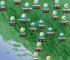 Prognoza vremena za Bosnu i Hercegovinu