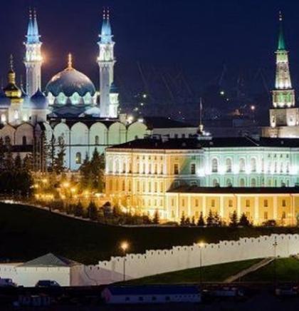 "Ruski Kazan dobitnik prestižne turističke nagrade ""Golden Apple"""