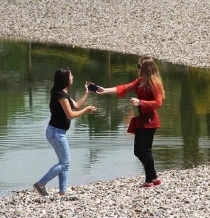 "Puni se drugo jezero kompleksa ""Pannonica"" u Tuzli"