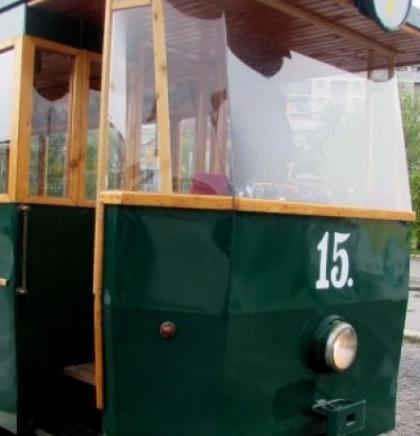 Dašak prošlosti - Upriličena vožnja starim električnim tramvajem u Sarajevu