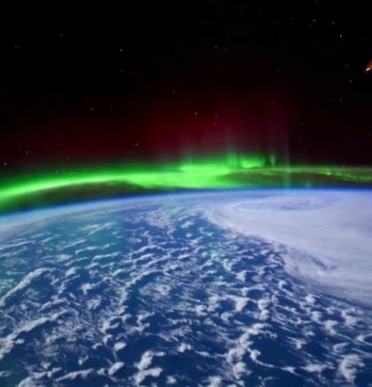 VIDEO: Polarna svjetlost iz svemira