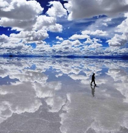 FOTOGALERIJA: Salar de Uyuni, Bolivia