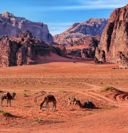 FOTOGALERIJA: Wadi Rum, Jordan