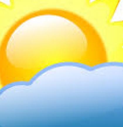 U BiH sunčano uz malu do umjerenu oblačnost s pljuskovima i grmljavinom