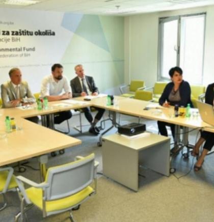 Vlada KS i Fond za zaštitu okoliša Federacije BiH počinju saradnju na rješavanju problema vodosnabdjevanja