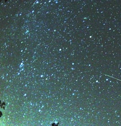 Na Bjelašnici javno posmatranje meteorske kiše 'Perseida'