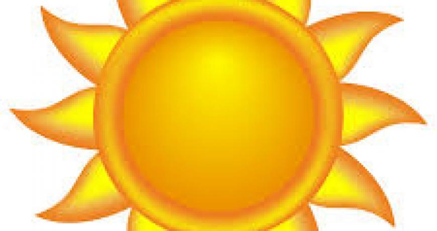 Sunny and hot in BiH tomorrow