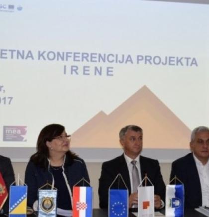 Odobren projekt IRENE u svrhu zaštite i očivanja okolišta