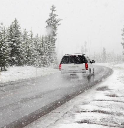 Vozači, spremite se: Dolazi zima