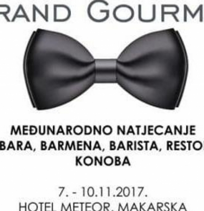 USKORO: 3. Grand Gourmet  od 7. – 10.11.2017.