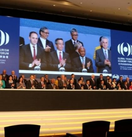 Šarović na globalnom turističkom i ekonomskom forumu u Kini
