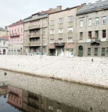 U četvrtak obilazak radova na uređenju i čišćenju zidova korita rijeke Miljacke