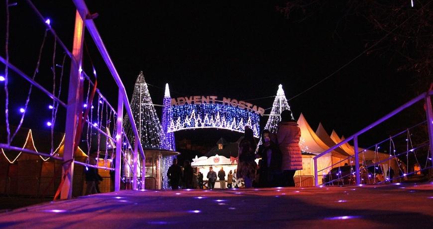 Advent in Mostar starts December 3