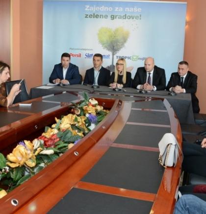 """Projekat """"Zajedno za naše zelene gradove""""  uljepšao Banja Luku i Doboj"""