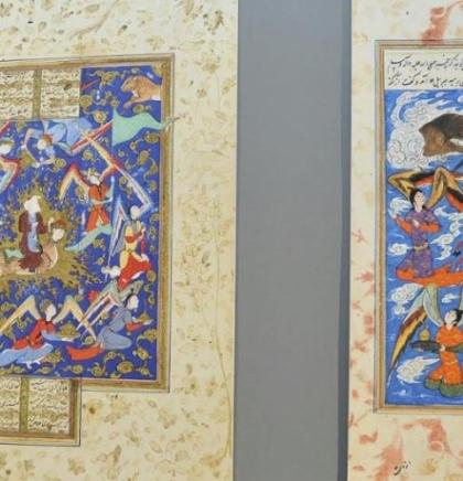 """Otvorena izložba replika minijatura """"Miradž i stanice putovanja"""" u Brusa Bezistanu"""