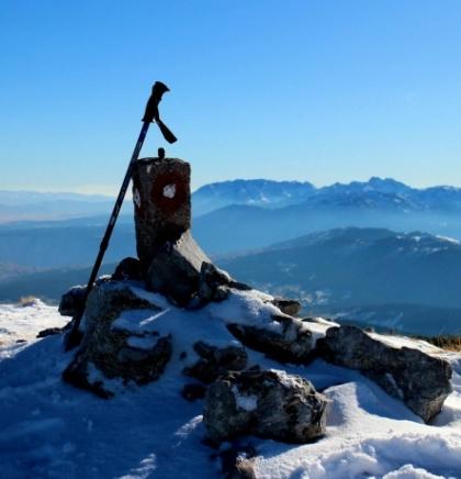 U planine - jer tamo nema zime!