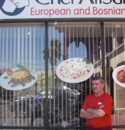 Restoran Chef Alisah's European and Bosnian Cuisine is the best in Tucson, Arizona!