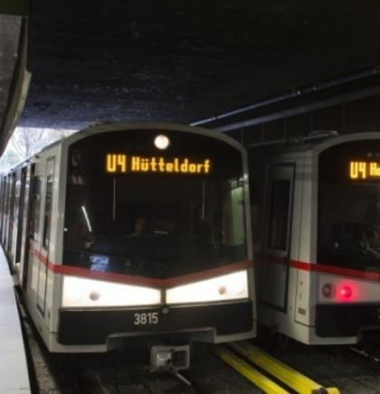 Bečki metro slavi 40. rođendan