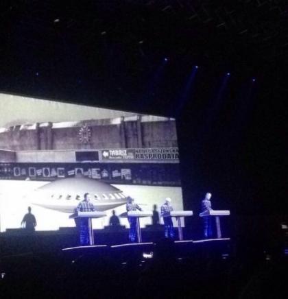 Njemački Kraftwerk oduševio  publiku u Sarajevu