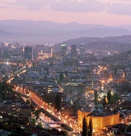 48 hours in Sarajevo