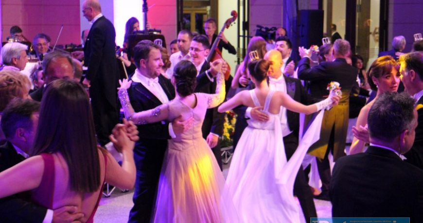 Second Austrian Ball on May 12th in the Sarajevo City Hall