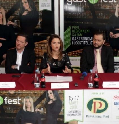 Na sajmu 'GAST FEST' oko 50 izlagača iz BiH, Srbije, Hrvatske i Crne Gore