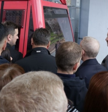Trebević cable car officially put into operation (VIDEO)