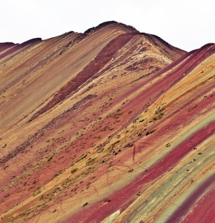 The breathtaking Rainbow mountain in Peru (VIDEO)