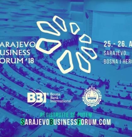 Atraktivne teme i paneli 9. Sarajevo Business Foruma 2018