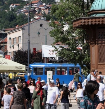 BiH visited by over 128,000 tourists in January and February