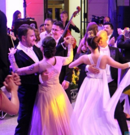 Austrian Ball this saturday in the Sarajevo City Hall