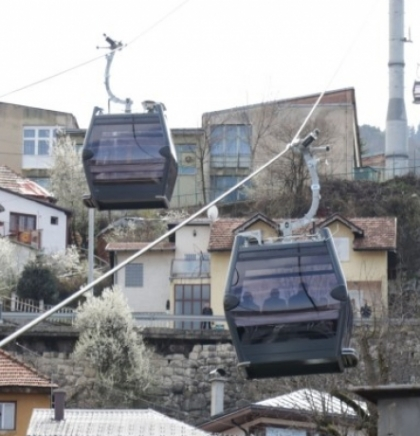 Tanović: Zadovoljni smo posjetom turista trebevičkoj žičari