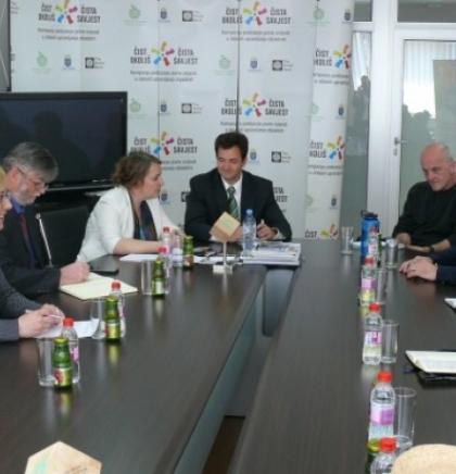 Đapo održala sastanak sa nevladinim organizacijama