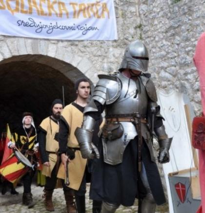 Otvorena Stolačka tarča, jedini srednjovjekovni sajam u BiH
